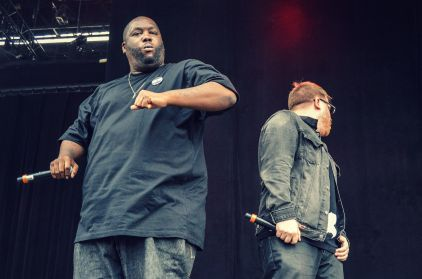 Run The Jewels // Photo by Amanda Koellner
