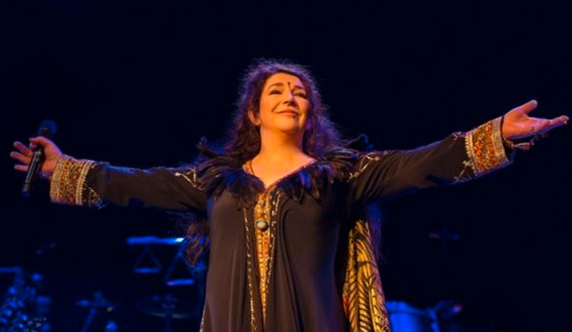Kate Bush's first concert in 35 years: setlist + photos