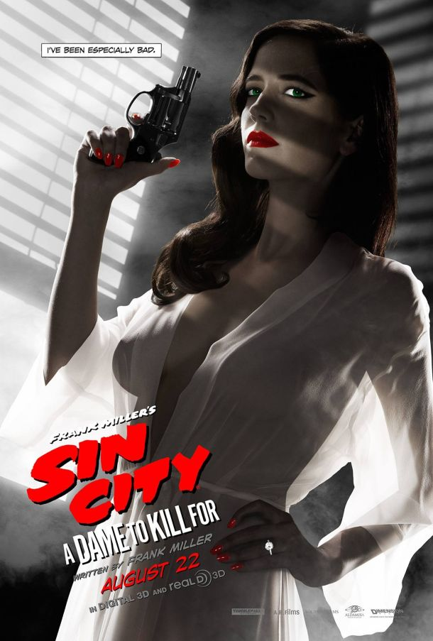 Film Review Sin City A Dame To Kill For Consequence Of Sound