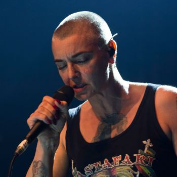Sinéad O'Connor in concert