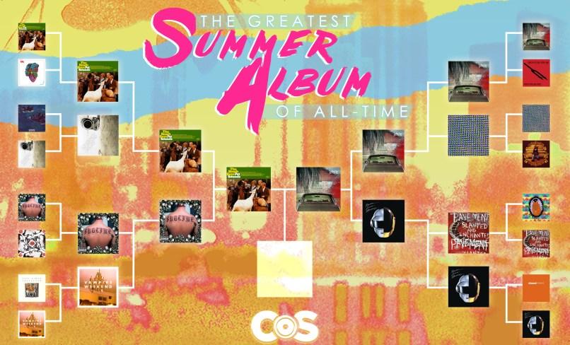 summeralbums ROUND 4