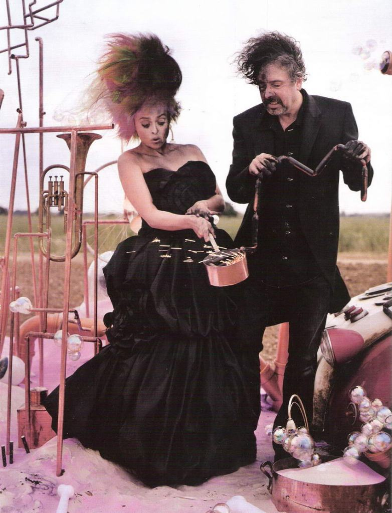 tim burton helena bonham carter Tim Burton: What The Hell Happened?