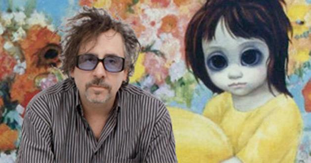 timburton bigeyes painting tsr Tim Burton: What The Hell Happened?