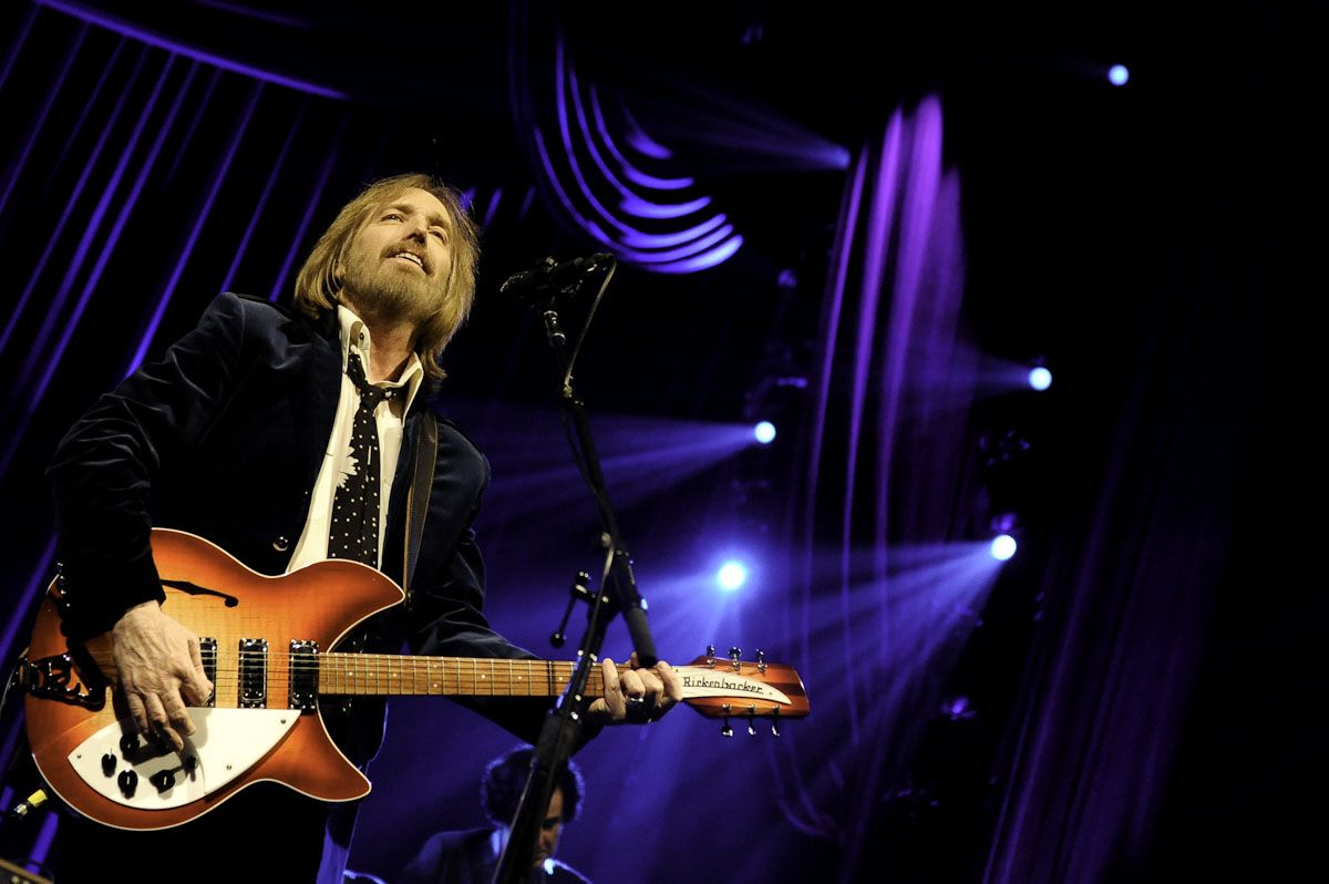 Tom Petty Scores First Ever No 1 Album With Hypnotic Eye