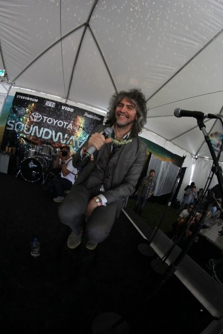Wayne Coyne // Photo by Ted Maider