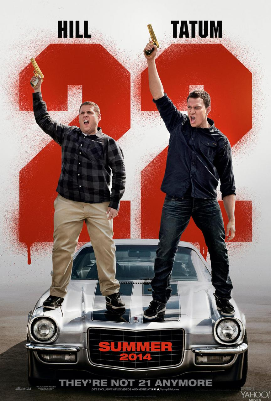 Film Review: 22 Jump Street   ...