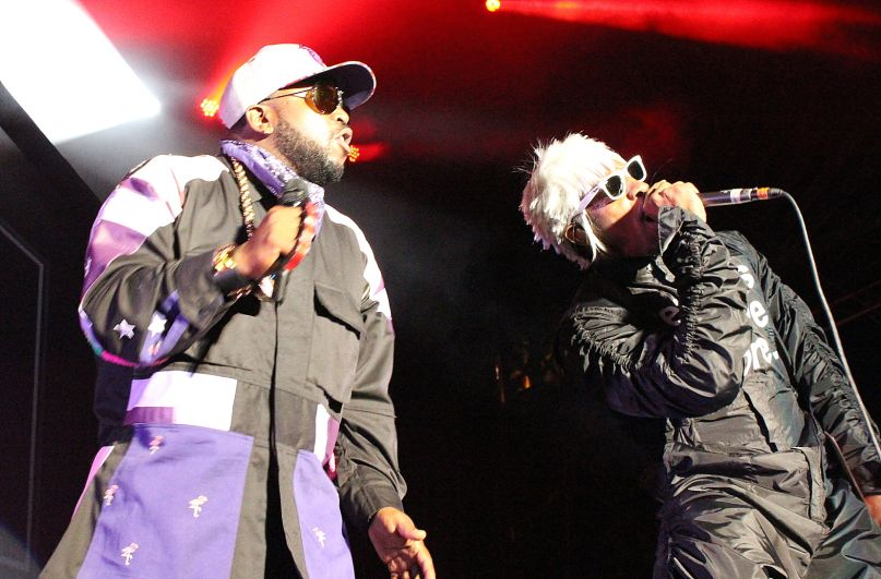 Live Review: Outkast #ATLast at Atlanta's Centennial Olympic Park (9/27)