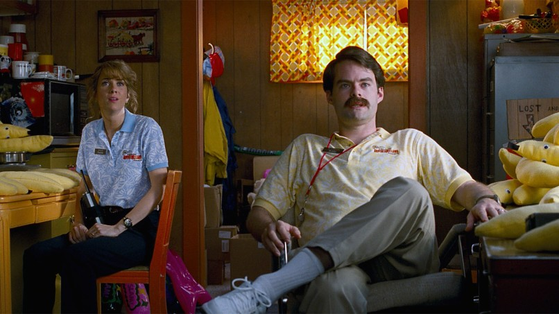 adventureland Weekend Movies with Bill Hader, Tyrion Lannister, and a one legged Stephen Dorff