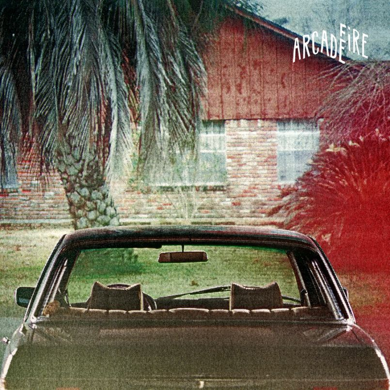 arcadefire thesuburbs Top 25 Rock Albums of the 2010s