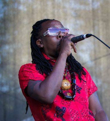 Chimurenga Renaissance // Photo by Breanne Joyce