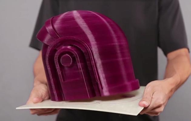 daftpunkhelmet001 Heres how to 3D print your very own Daft Punk helmet