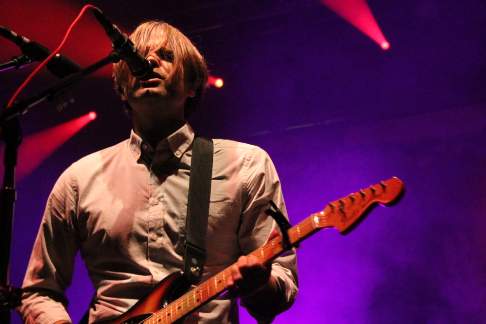 Death Cab for Cutie // Photo by Steven Arroyo