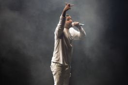 Drake // Photo by Philip Cosores
