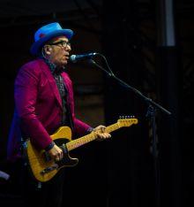 Elvis Costello // Photo by Breanne Joyce