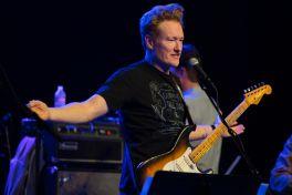 Conan O'Brien // Photo by Philip Cosores