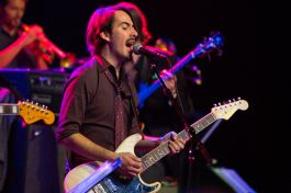 Dhani Harrison // Photo by Philip Cosores