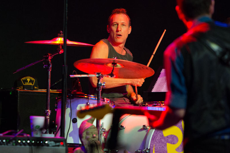 Stephen Perkins // Photo by Philip Cosores