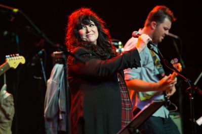 Ann Wilson of Heart // Photo by Philip Cosores