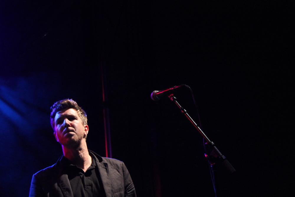 Hamilton Leithauser // Photo by Steven Arroyo