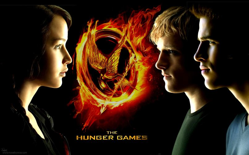 hunger games movie wp trio01 Were All Going To Die: The Rise of Dystopia in Film