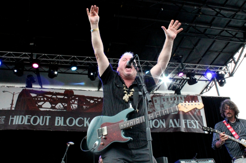 jon langford steven arroyo A.V. Fest/Hideout Block Party 2014: From Worst to Best
