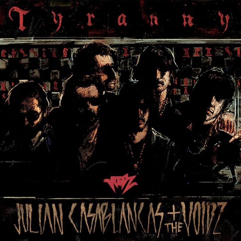 julian casablancas tyranny artwork