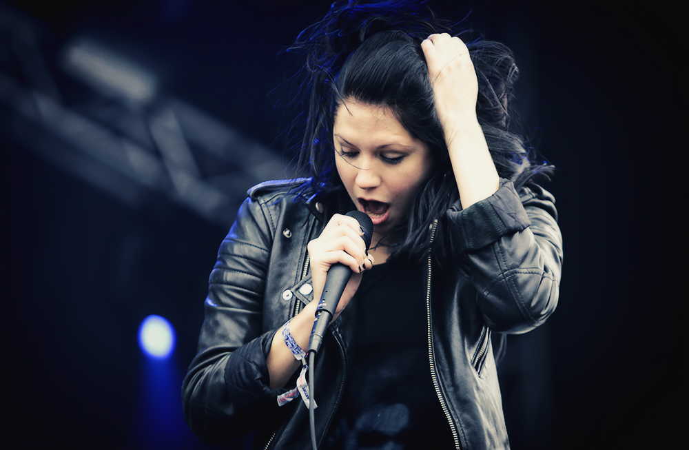 K.Flay // Photo by Autumn Andel