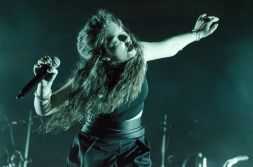 Lorde, Boston Calling 2014, Ben Kaye