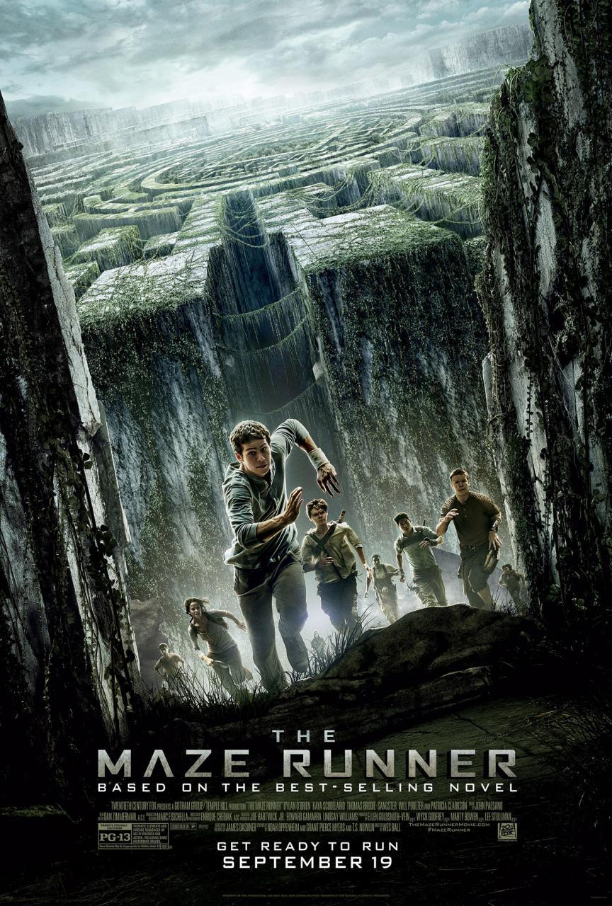 Film Review: The Maze Runner