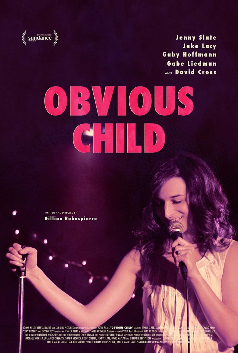 Obvious Child, Sundance Film Festival 2014