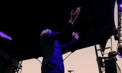 Deafheaven // Photo by Sasha Geffen