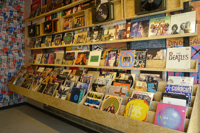 Urban Outfitters sells more vinyl records than any other store