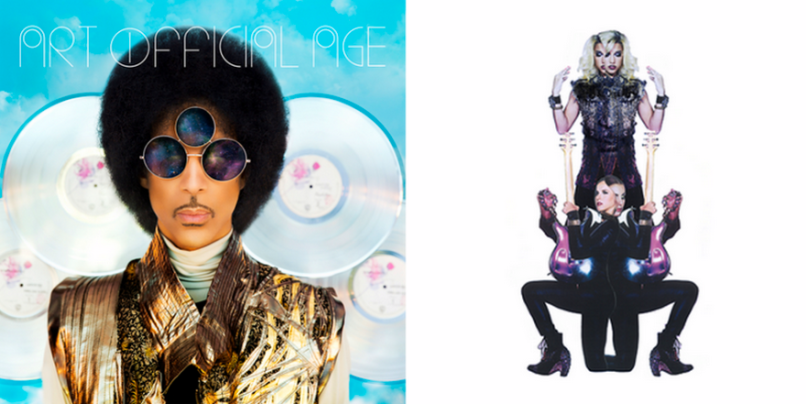 68d5b36770 Stream Prince s two new albums  ART OFFICIAL AGE and PLECTRUMELECTRUM