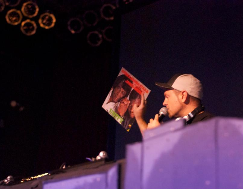 shadow chemist 2 Live Review: DJ Shadow & Cut Chemist at House of Blues Chicago (9/24)