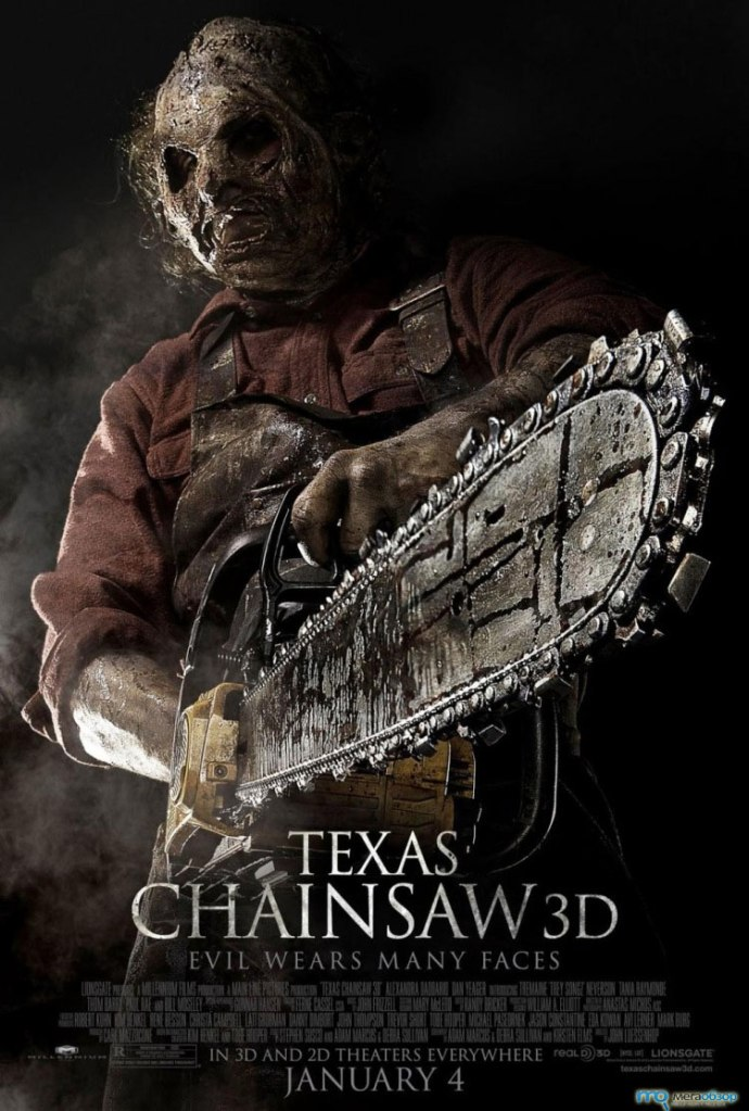 tcm3d Ranking: The Texas Chain Saw Massacre Series from Worst to Best