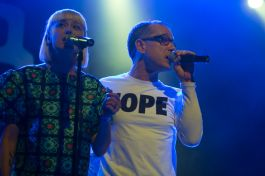 The Rentals // Photo by Philip Cosores