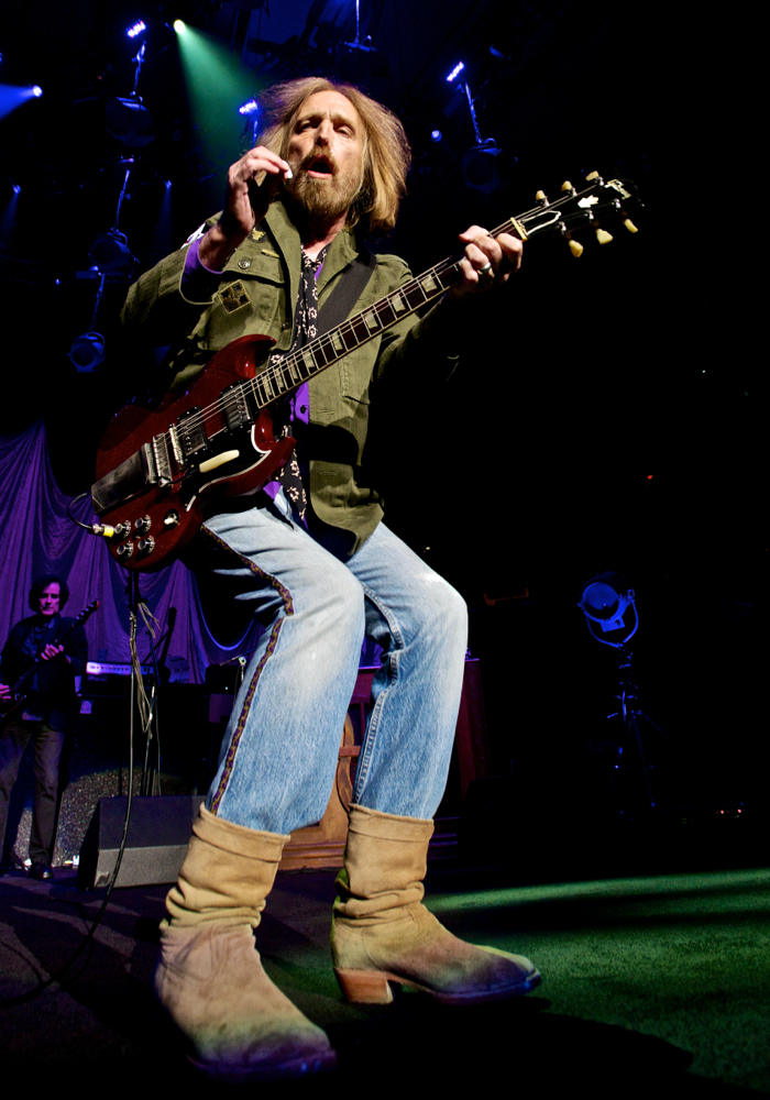 Tom Petty in Concert NYC