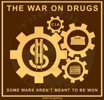 war on drugs Glowing Pains: One Mans Guide To EDMs Continued Prosperity