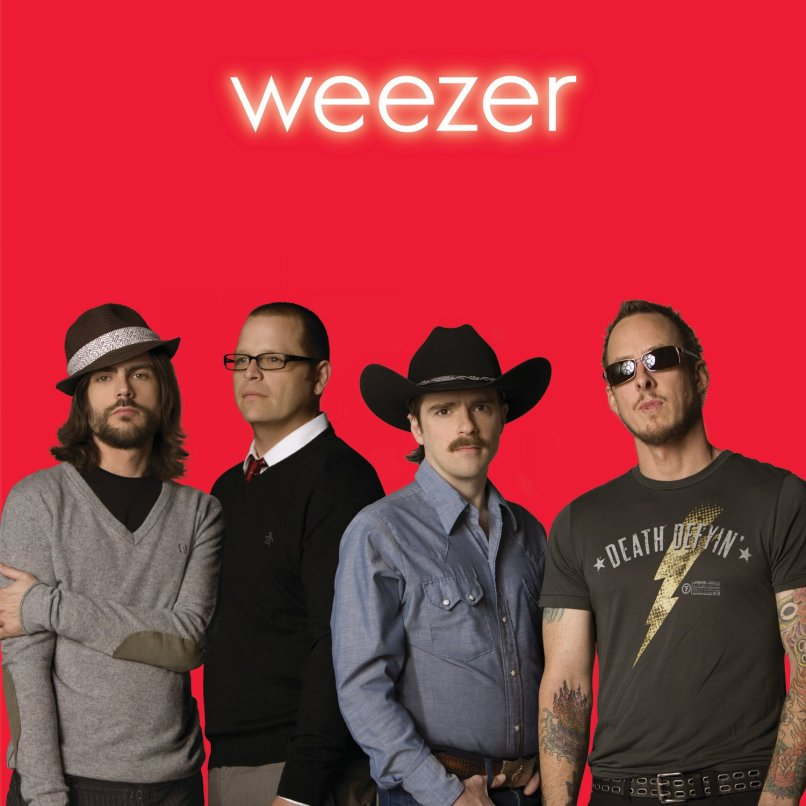 Weezer_The_Red_Album