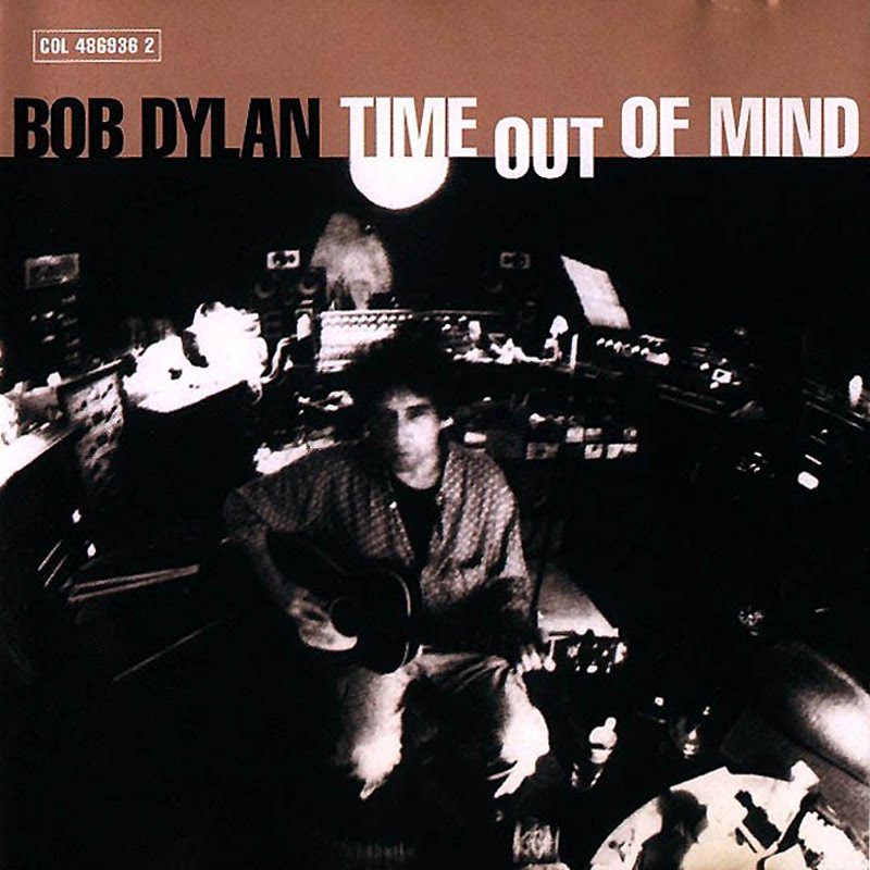 bob dylan time out of mind 1997 Top 50 Albums of 1997