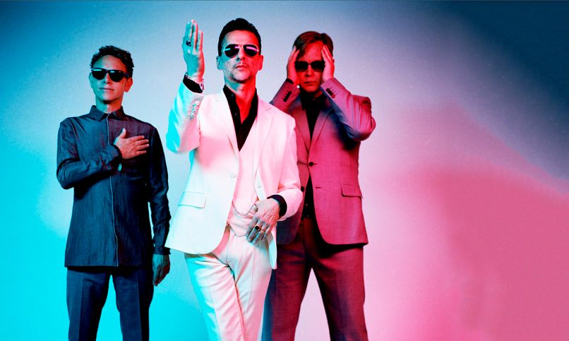 depeche mode The 25 Most Anticipated Tours of 2017