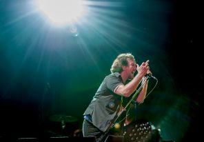 Pearl Jam // Photo by David Brendan Hall