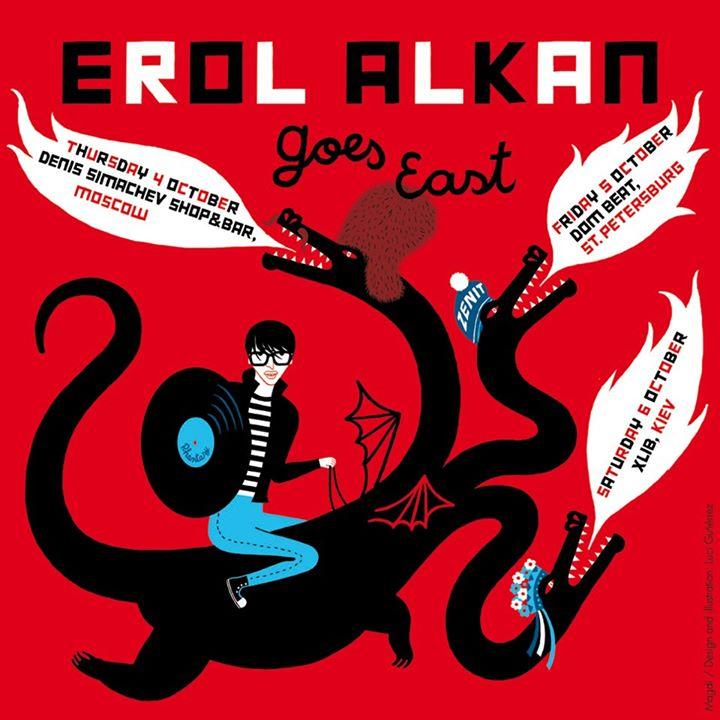 erol alkan east