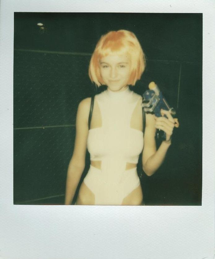 Fan // Photo by Samuel Perez