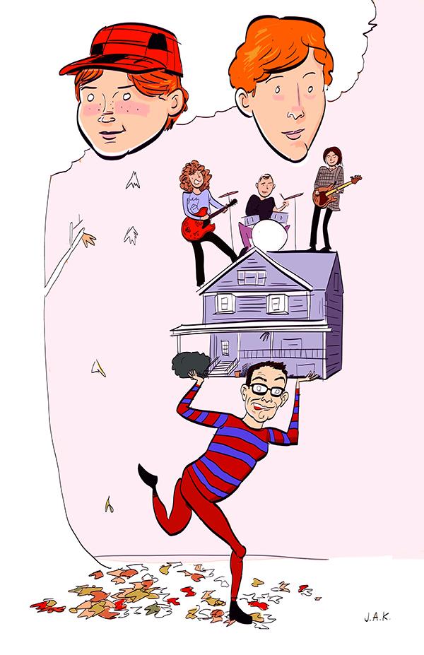 """""""The Adventures of Pete & Pete"""" by Jason Katzenstein"""