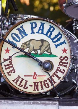 Jon Pardi and The All-Nighters // Photo by Randy Cremean