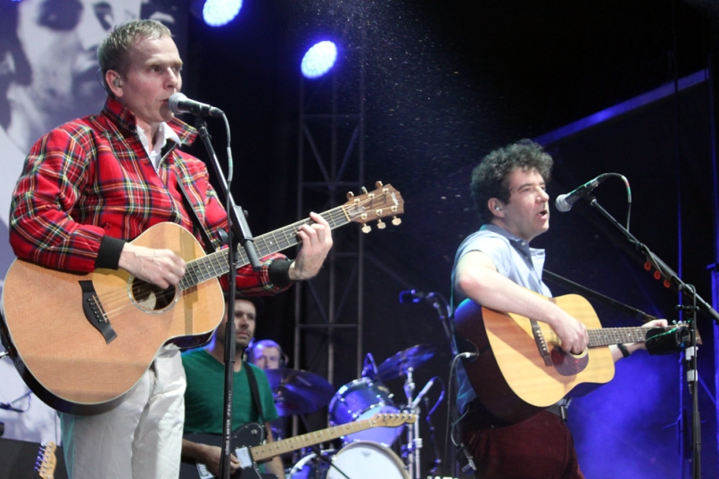 kaplan cos acl friday1 belle and sebastian 2 Austin City Limits 2014: Top 25 Moments + Photos