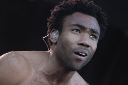 Childish Gambino // Photo by Heather Kaplan