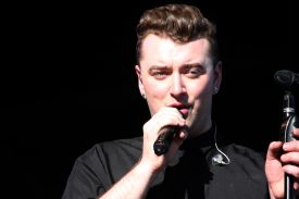 Sam Smith // Photo by Heather Kaplan