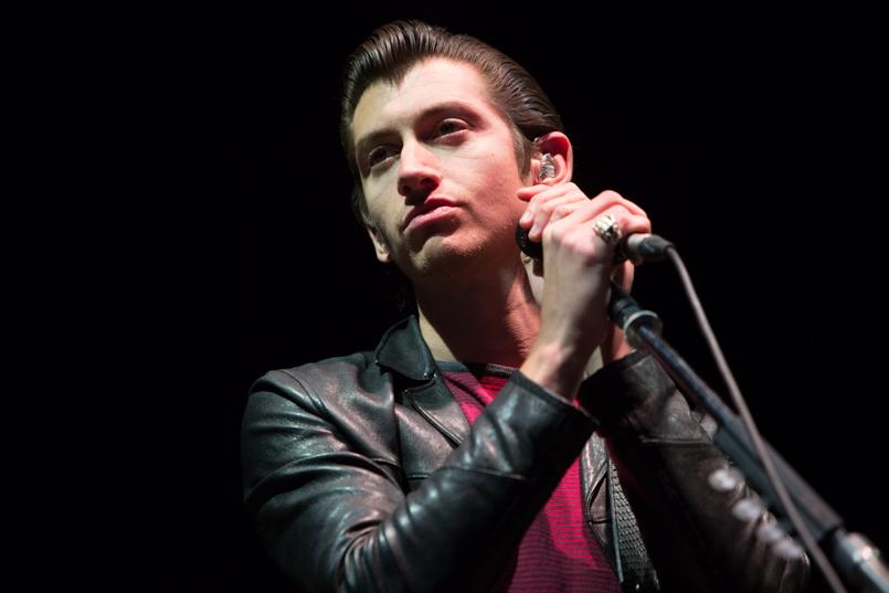 Arctic Monkeys, photo by Philip Cosores